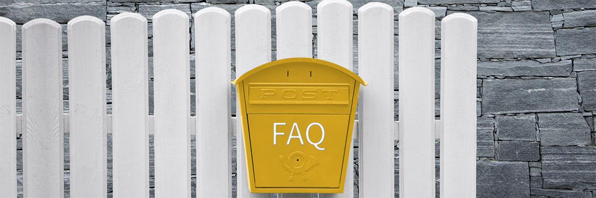 Häufig gestellte Fragen zur Flyerverteilung mit der Post