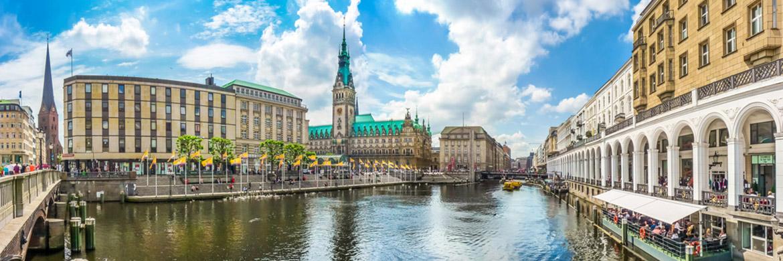 Flyer verteilen in Hamburg