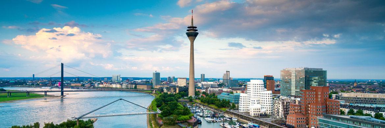 Flyer verteilen lassen in Düsseldorf