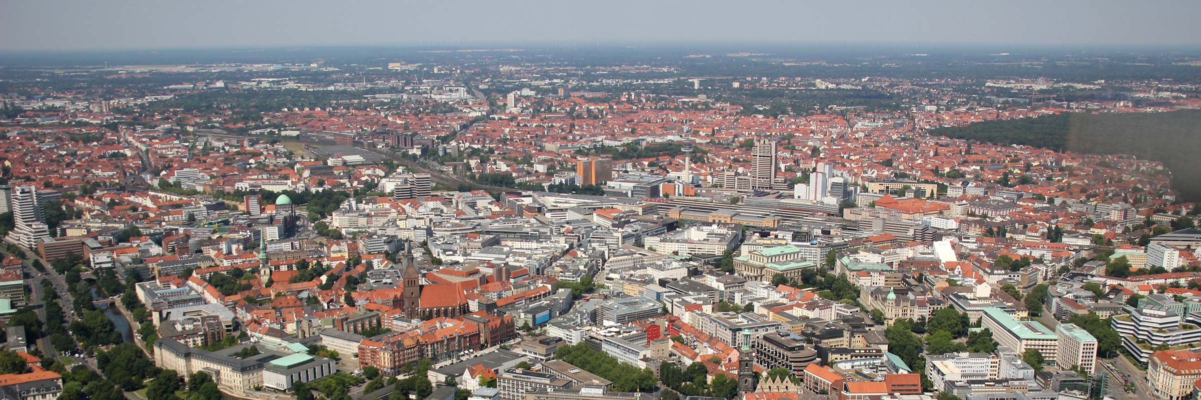 Flyer verteilen lassen in Hannover